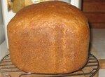 Пшенично-ржано-гречишный хлеб Букет