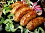 Колбаса домашняя, горячего копчения (Brand 6060)