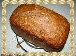 Шарлотка с грецкими орехами для хлебопечки