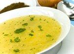 Популярный немецкий куриный суп (Huhnersuppe)  в мультиварке Brand 37501