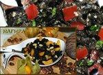 Паста из маслин - простая и супер-витаминная