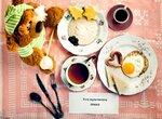 Завтрак для моих любимых девочек