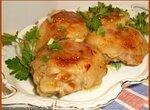 Курица - бёдрышки в кисло-сладком маринаде (скороварка Brand 6050)