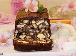Шоколадный террин или быстрый десерт без выпечки