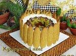 Кукурузный кекс Золото инков