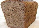 Литовский ржаной хлеб с тмином (духовка)