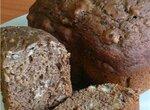 Кекс финиковый постный для хлебопечки (без сахара)