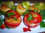 Zucchine ripiene - фаршированные кабачки