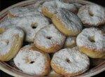 Дрожжевое печенье Бублички