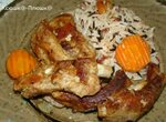 Ребрышки свиные с Хмели-Сунели (скороварка Brand 6050)