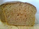 Украинский 40% обдирной хлеб