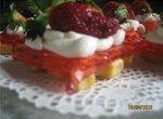 Пирожное Почти Бельгийские вафли