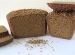 Заварной хлеб с кориандром (духовка)