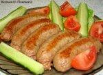 Импровизация на тему Немецких колбасок (скороварка Brand 6050)