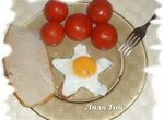 Завтрак брошенного мужа или яичница обыкновенная