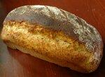 Пшенично-ржаной хлеб Лён и молоко