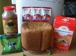 Хлеб из цельнозерновой смеси