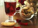Печенюжки  с теплым вином из кинофильма Le fabuleux destin d`Amelie Poulain (Амели)