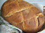 Крестьянский хлеб по мотивам французского деревенского