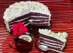 Торт Поцелуй негра