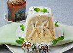 Мороженое без сахара Творожная Пасха