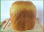 Укропный хлеб в хлебопечке