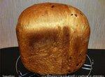 Французский хлеб с сыром и луком в хлебопечке