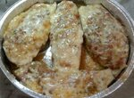 Баклажаны фаршированные запеченные под сыром