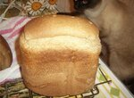 Пшенично-ржаной хлеб на пиве в хлебопечке