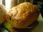 Кекс ревенный (хлебопечка Delfa DB-104708)