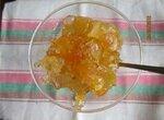 Необыкновенное варенье-желе из незрелых помидоров с апельсином и имбирем из мультфильма Маша и Медведь (в хлебопечке)