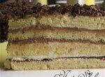 Торт Сгущенная радость