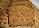 Хлеб цельнозерновой с картофелем и манкой