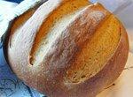 Пшенично-ржаной хлеб с дижонской горчицей