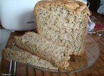 Пшенично-ржаной хлеб Летний в хлебопечке