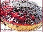 Пирог с вареньем на рассоле