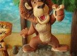 Лепка героев мультфильма Мадагаскар (мастер класс)