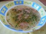 Суп картофельный с семгой в мультиварке Panasonic SR-TMH10