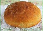 Хлеб пшеничный с кабачком и сыром (в духовке)