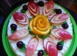 Торт Праздник лета