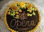 Торт Опера (а-ля французский рецепт)