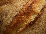 Хлеб Альтамуро (Pane di Altamuro) в духовке