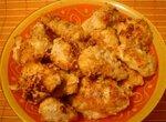 Куриное филе в сливочном маринаде