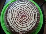 Торт Эстерхази на коржах