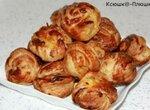 Орешки с сыром или ленивые хачапури (аэрогриль Brand 35128)