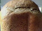 Хлеб пшенично-льняной с луковой закваской