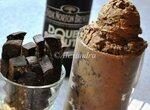 Мороженое Английский шоколадный двойной стаут с бородинским хлебом