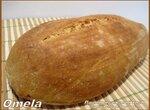 Пшенично-ржаной хлеб для начинающих (в духовке)