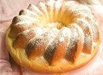 Сдобный апельсиново-кокосовый рулет