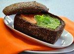 Гаспачо-дуэт в бородинском хлебе